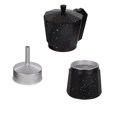 Kawiarka 300 ml Rossner T 4850 kafetiera 6 ZAPARZACZ do kawy
