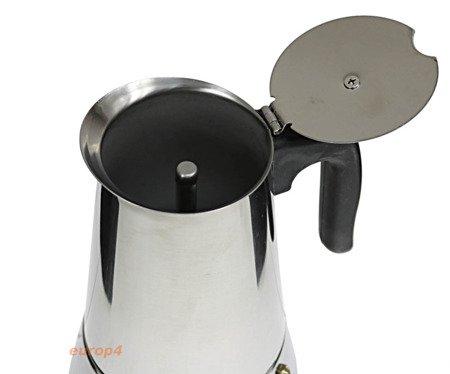 Kawiarka kafetiera 9 ZAPARZACZ 450 do kawy EB 1807