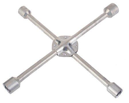 Klucz krzyżowy HK 579 do kół 17-19-21-23 Krzyżak