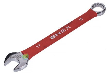 Klucze Onex CR-V CP 228 Płasko oczkowe Zestaw CR-V 6-27 mm 12el
