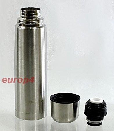 Kubek Trager 750 ml litra 0,75 l termiczny podróżny termos bidon