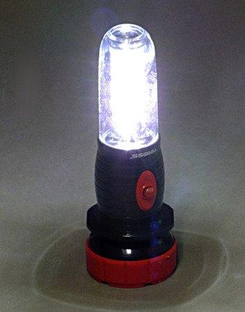Latarka TIROSS TS 798-1 akumulatorowa ładowana latarki LED