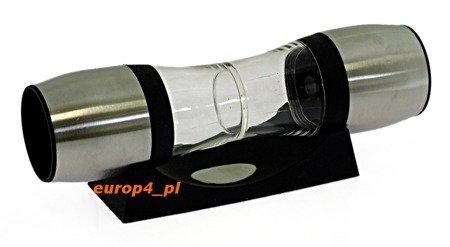 Młynek Kinghoff KH 4159 do pieprzu soli 2w1 SATYN MAT podwójny
