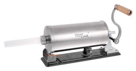 Nadziewarka Oscar Cook T15 wsad 5.5 kg maszynka mięsa KIEŁBASY SZPRYCA