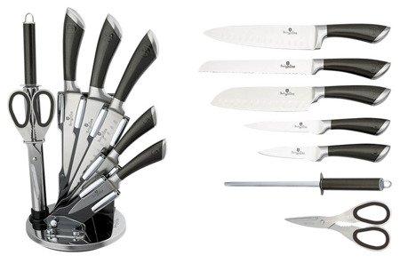 Noże kuchenne stalowe Berlinger Haus 2110 zestaw