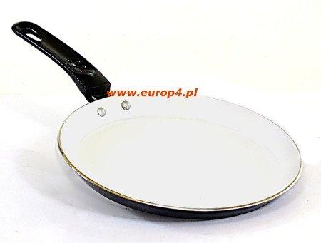 Patelnia ceramiczna indukcyjna do naleśników Kitchen King KK 2560 26 cm