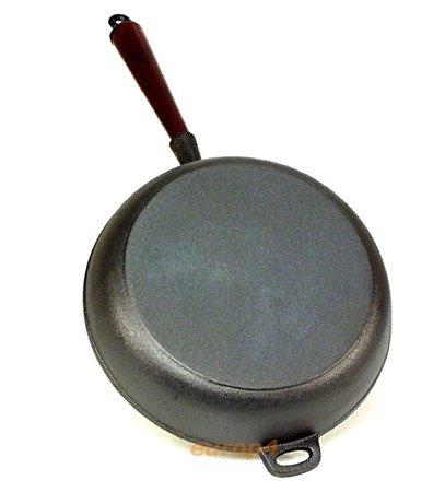 Patelnia żeliwna indukcyjna Aurtria Ronner TW 3760A 24 cm