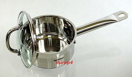 Rondel Hoffner HF 1207 garnek z pokrywką 620 ml