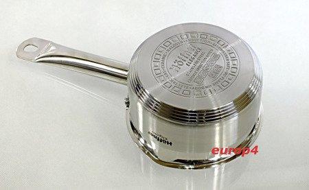 Rondel Hoffner HF 1208 garnek z pokrywką 1,1 L