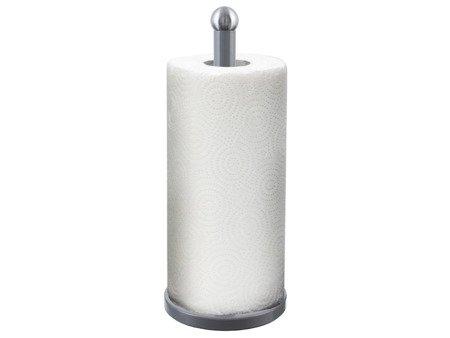 Stojak BrunBerg BB 2554 na ręczniki papierowe metalowy szary