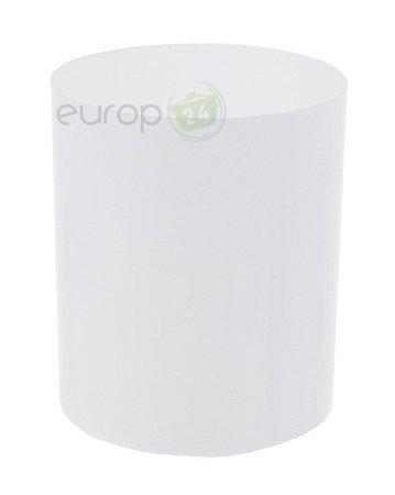 Szczotka Metlex MX 0686 pojemnik do WC Toalety Łazienkowa biała